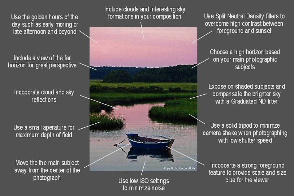 Q A Landscape Photography Tips And How To Improve Your Vacation Photos