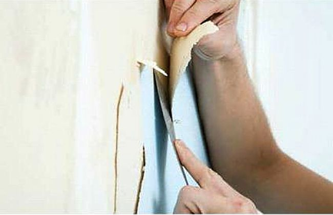 Q A Best Way To Remove Wallpaper Glue Paste Residue And Borders